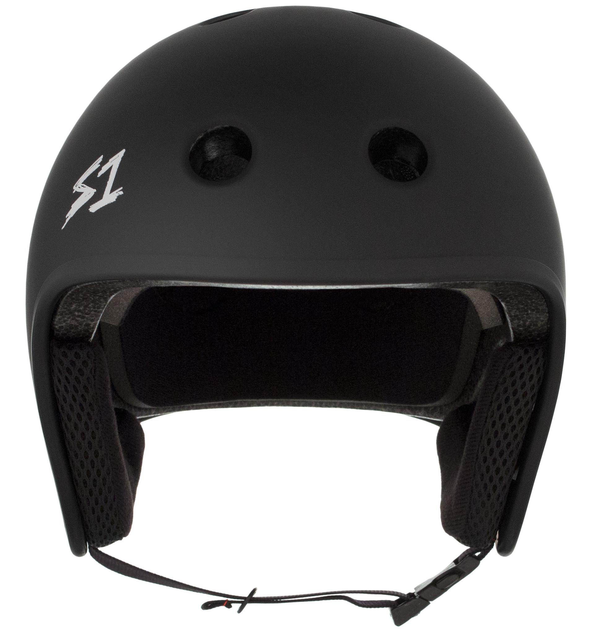 S-1 Retro Lifer Helmet - Black Matte