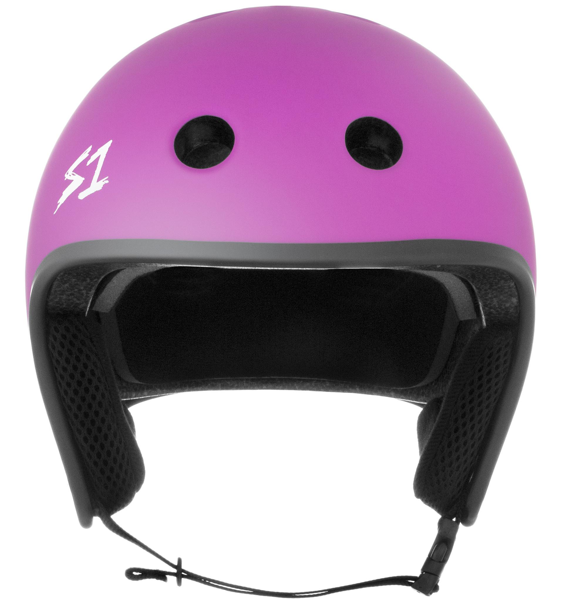S-1 Retro Lifer Helmet - Bright Purple Matte