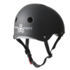 Triple8 Certified Sweatsaver w/ Visor - Black Rubber