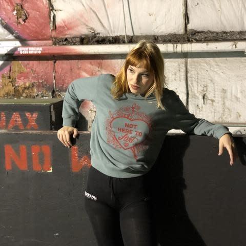 CIB Flirt Crew Sweatshirt