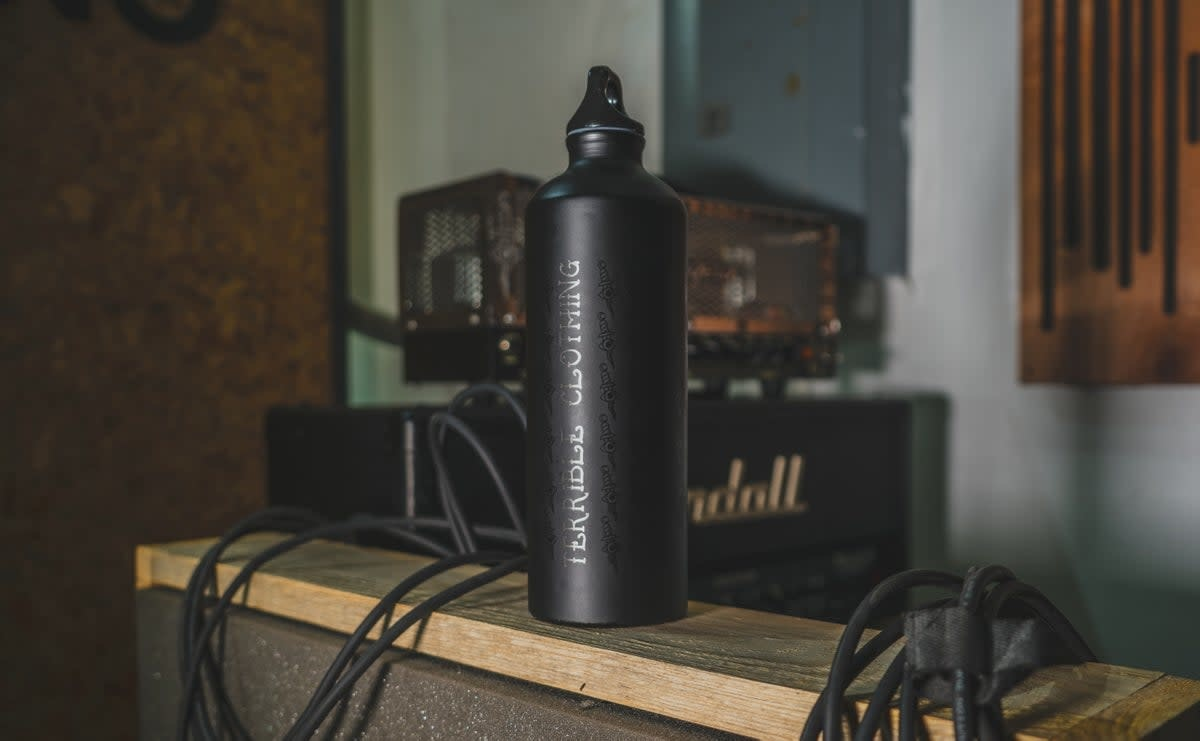 Terrible Water Bottle - Black