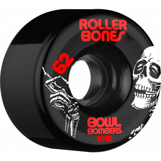 Rollerbones Bowl Bombers 62mm/101a