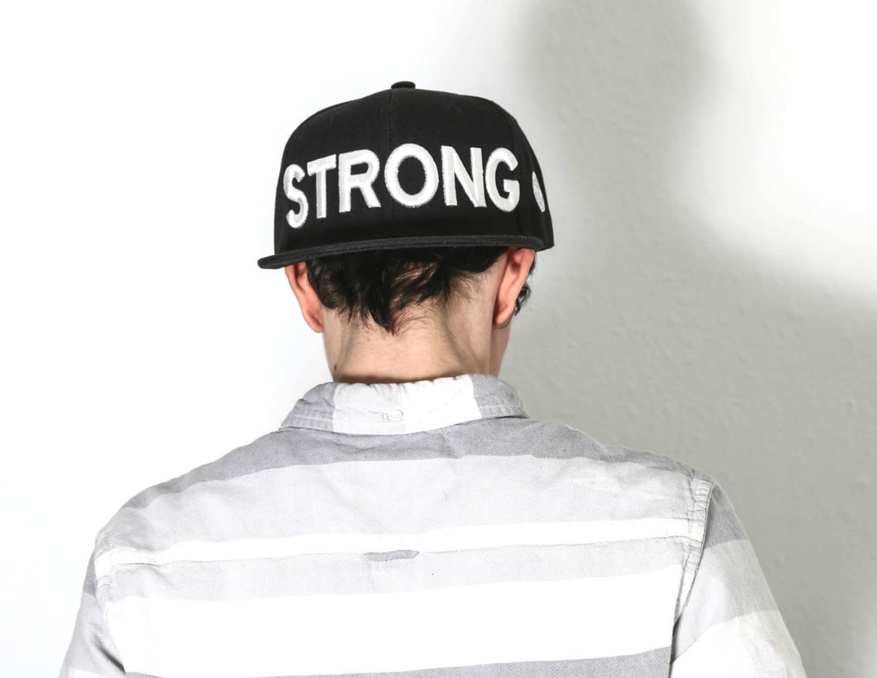 Strong Athletic STRONG Embroidered Hat