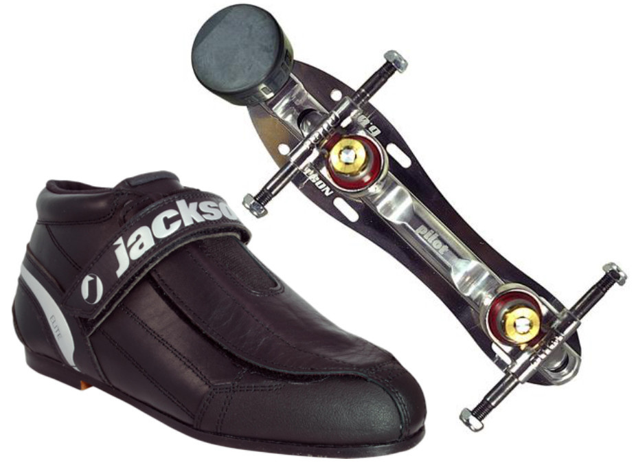 Jackson Elite (Boot & Plate Only)