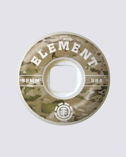 Element Camo Griffin Wheel - 52mm/99a