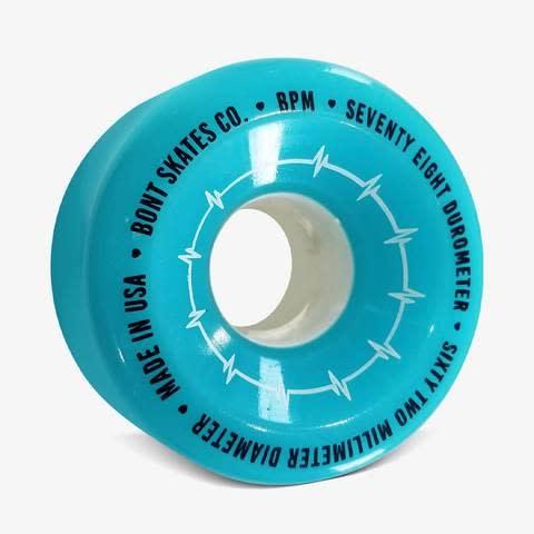 Bont BPM Wheel - 62mm/78a