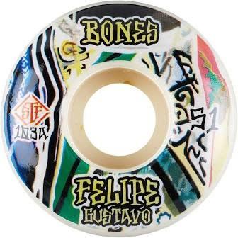 Bones Gustavo Wheel V1 103a