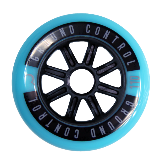 Ground Control Wheel 110mm/85a - 3 pack