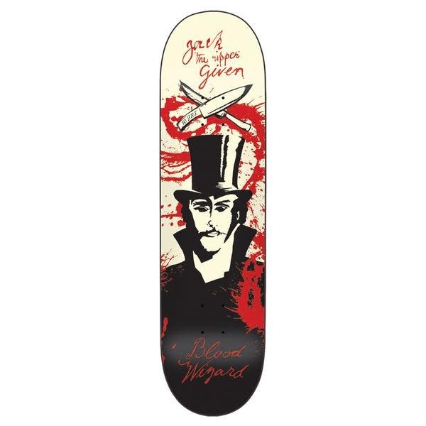 """Blood Wizard Given Ripper Deck - 8.67"""""""