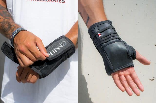 Ennui City Brace Wrist Guards