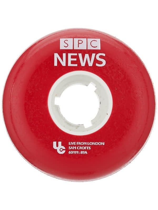 Undercover TV Series Crofts SPC News Wheel 60mm/90a