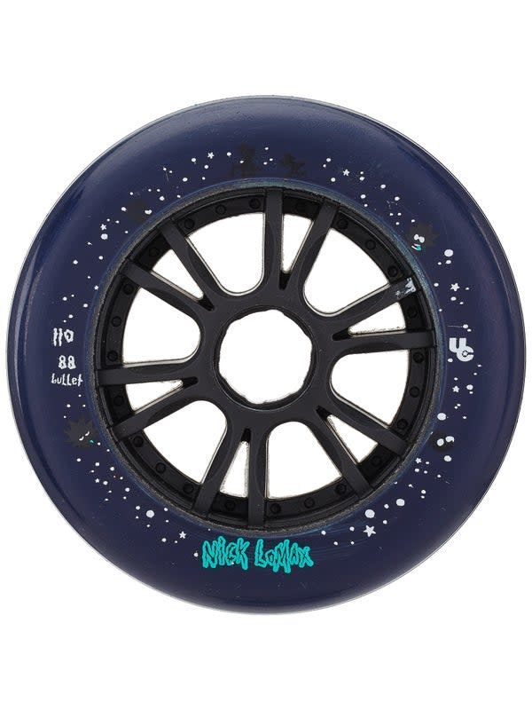 Undercover TV Series Lomax R&M Wheel 110mm/84a (single)