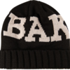 Baker Ribbon Beanie - Black