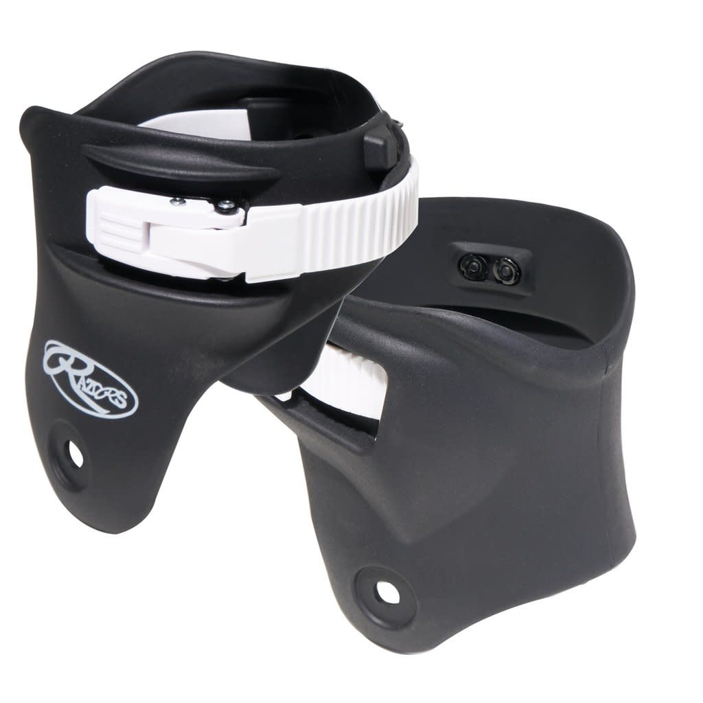 Razors V-Cuffs with Plastic Buckles