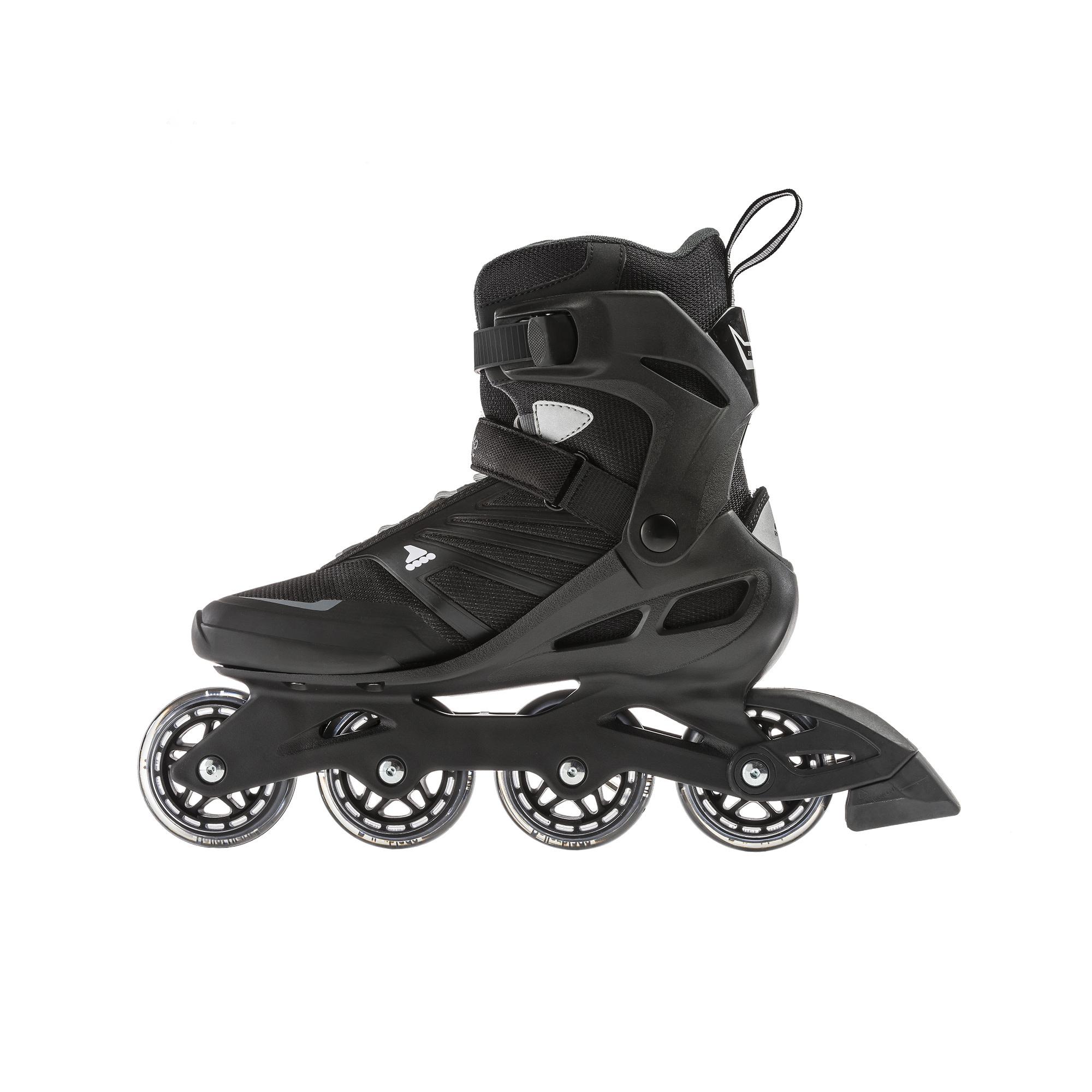Rollerblade Zetrablade - Black/Silver