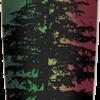 Yocaher In The Pines Rasta Drop Through Deck