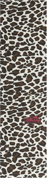 Holiday Cheetah Grip Sheet - Black/Clear/Color