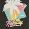 Holiday Tremont Grip Sheet - Black/Clear/Color
