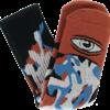 Toy Machine Sect Barf Crew Sock