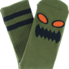 Toy Machine Monster Face Crew Sock