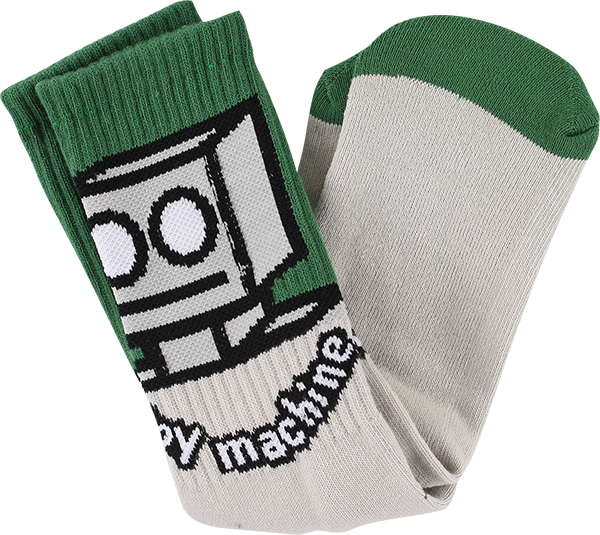 Toy Machine Robot Crew Sock