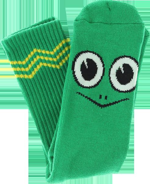 Toy Machine Turtle Boy Crew Sock