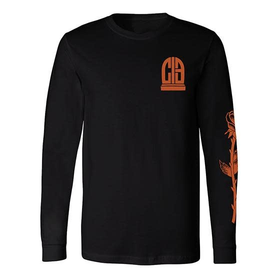 CIB B&T Commitment Issues Long Sleeve Tee - Black