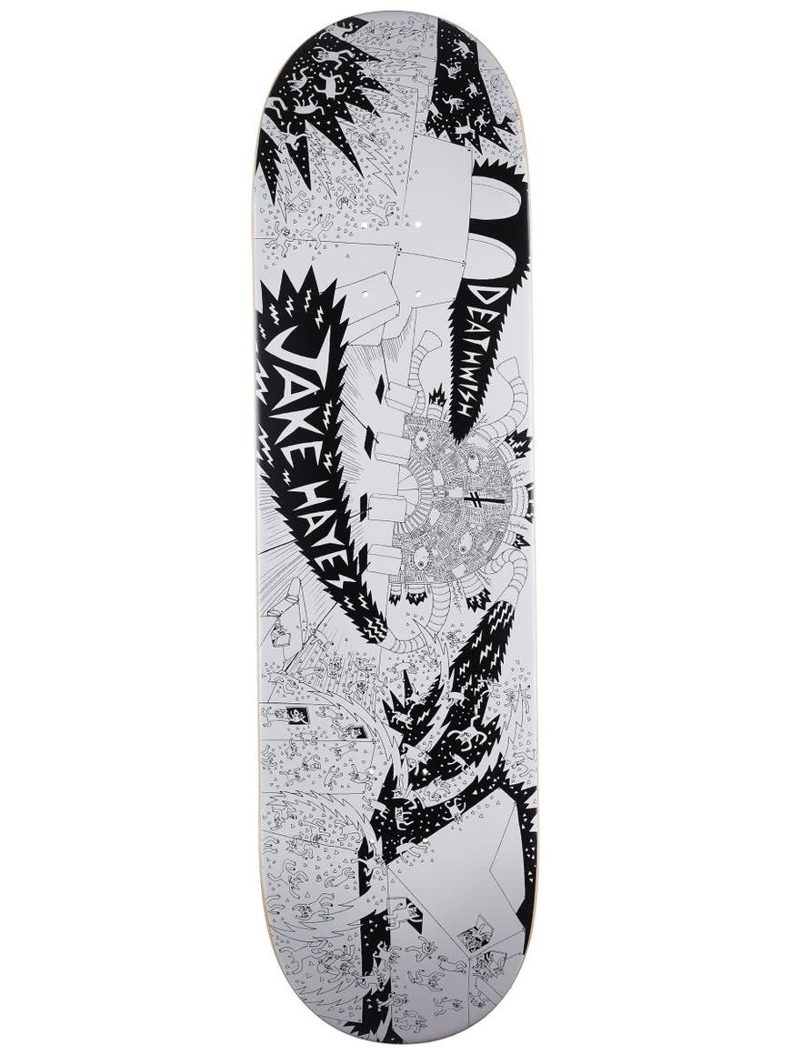 Deathwish Hayes Death War 3000 Deck - 8.50""