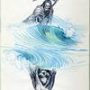 """Baker Figueroa Wave Reaper Deck - 8.00"""""""