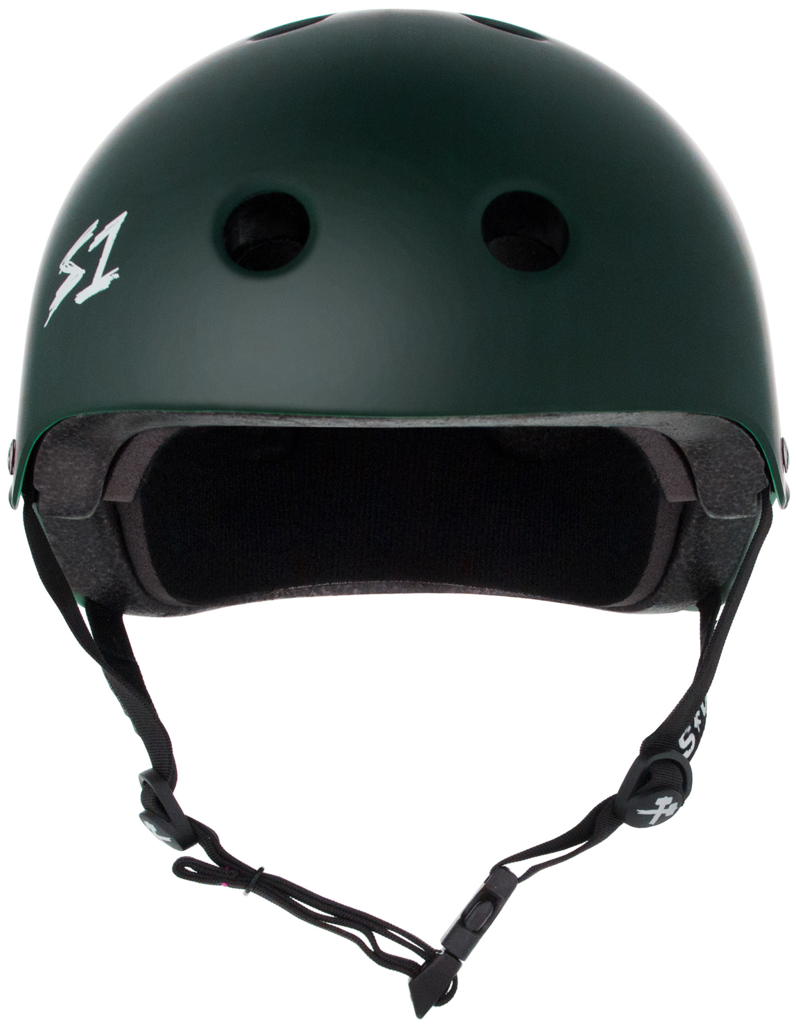 S-1 Lifer Helmet - Dark Green Matte