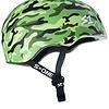 S-1 Lifer Helmet - Green Camo Matte