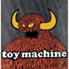 Toy Machine Furry Monster Complete - 8.25""