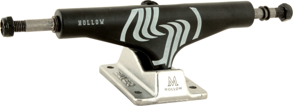 Silver M-Hollow Truck