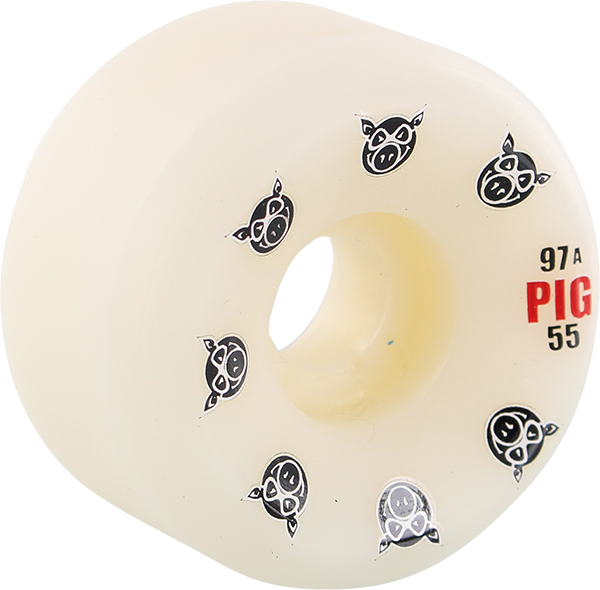Pig Conical Multi Pig wheel 97a