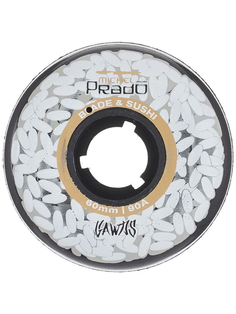 Gawds Michael Prado Wheel 60mm/90a