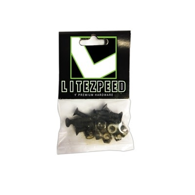 Litezpeed Black Hardware Set