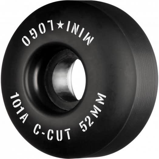 Mini Logo C-Cut Wheel