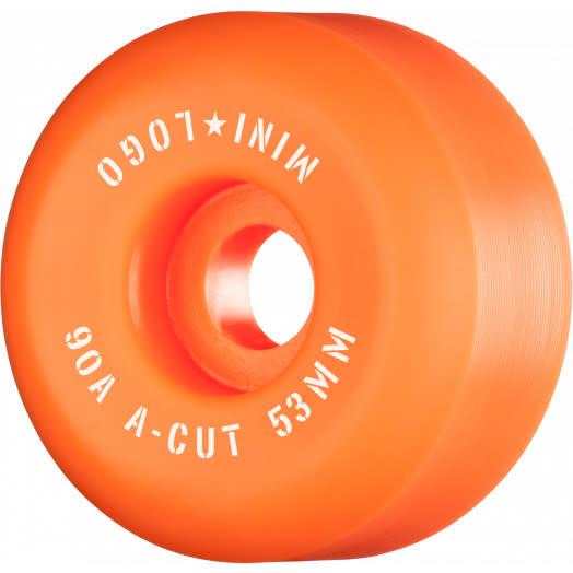 Mini Logo A-Cut Wheel