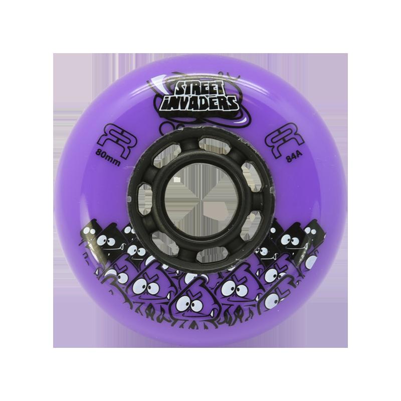 FR Street Invaders II Wheel - 4 pack