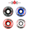 FR Street Kings Quad Wheel 62mm/82a - 4 pack