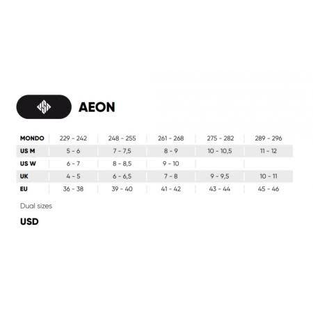 USD Aeon 60 Team XXI - Black