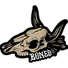 Bones Desert West Side Cow Skull Sticker