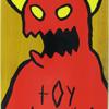 """Toy Machine Sketchy Monster Deck Asst Veneers - 9.00"""""""