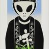 "Alien Workshop High Priest Deck - 8.00"""