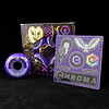 Chroma Brandow V2 Wheel - Purple 60mm/90a