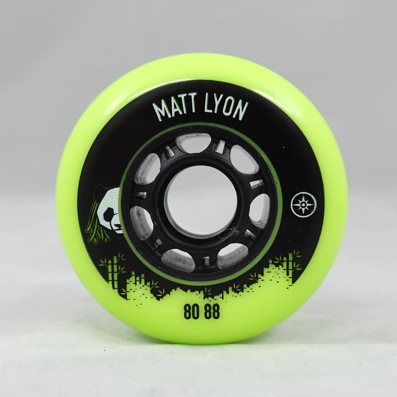 Compass Matt Lyon V1 Wheel - 80mm/88a