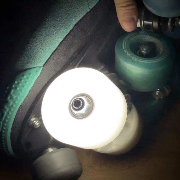Bont Glow Light Up LED Wheel - 62mm/83a