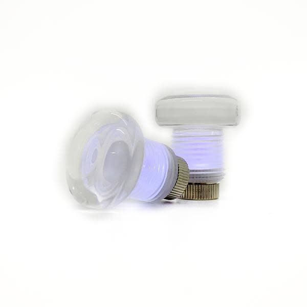 Jammerz Light Up Toe Plugs - Clear (2002)