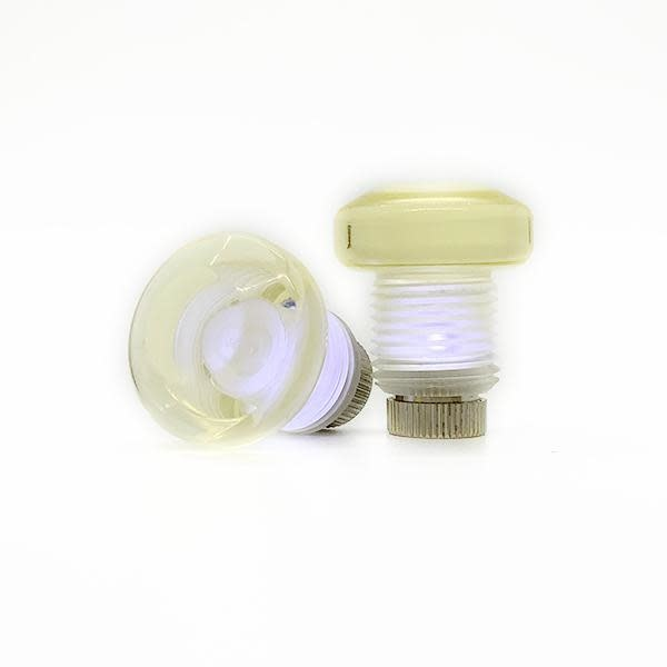 Jammerz Light Up Toe Plugs - Cream Soda (2001)