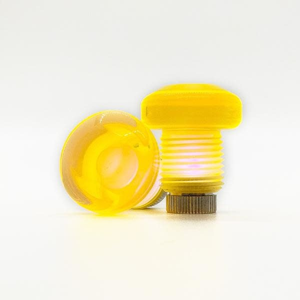 Jammerz Light Up Toe Plugs - Hazard Yellow (2010)